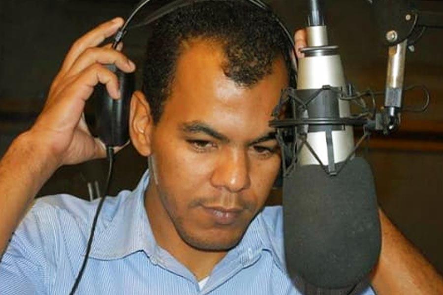 Rodrigo Augusto Borges é jornalista | Foto: Arquivo Pessoal