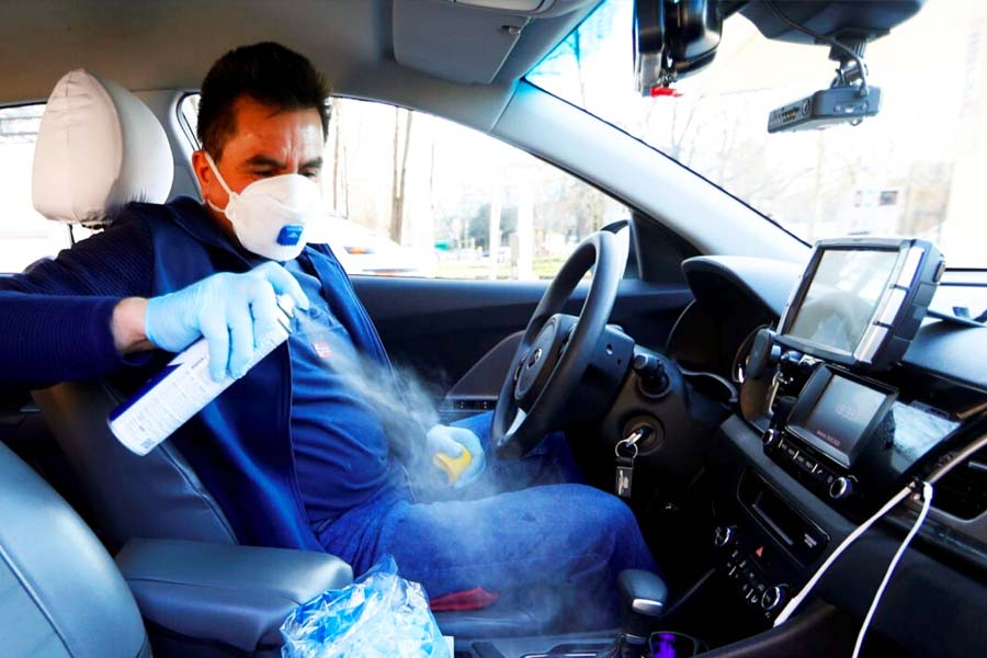 Motoristas de Uber deverão seguir normas durante pandemia | Foto: Reprodução