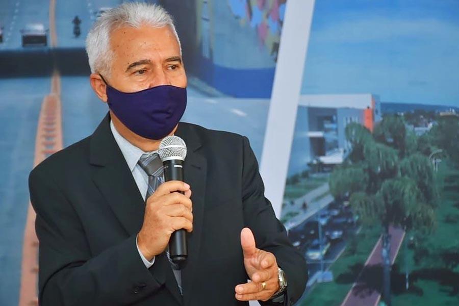 Secretário de Educação de Aparecida, Wanderlan Renovato | Foto: Divulgação