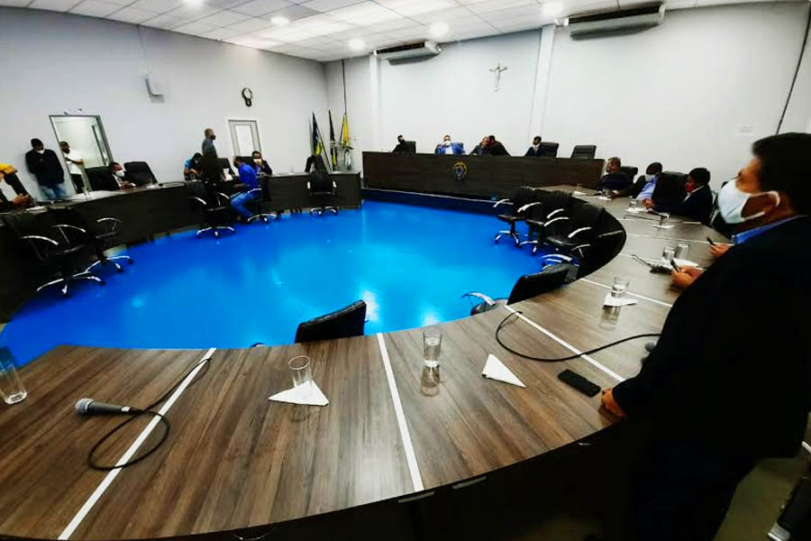 Foi aprovado, em sessão ordinária, o Projeto de Lei Nº 039/20, que cria linhas de créditos às pequenas empresas ao instituir o Fundo de Crédito Emergencial do Município de Aparecida de Goiânia | Foto: Divulgação/Câmara