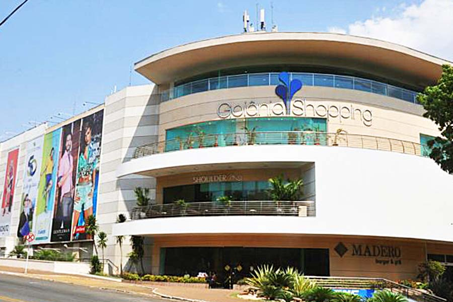 Goiânia Shopping   Foto: Reprodução