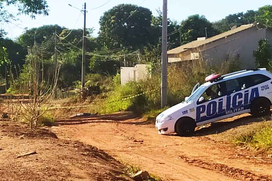 Homicídio no Colonial Sul | Foto: Leitor/FZ