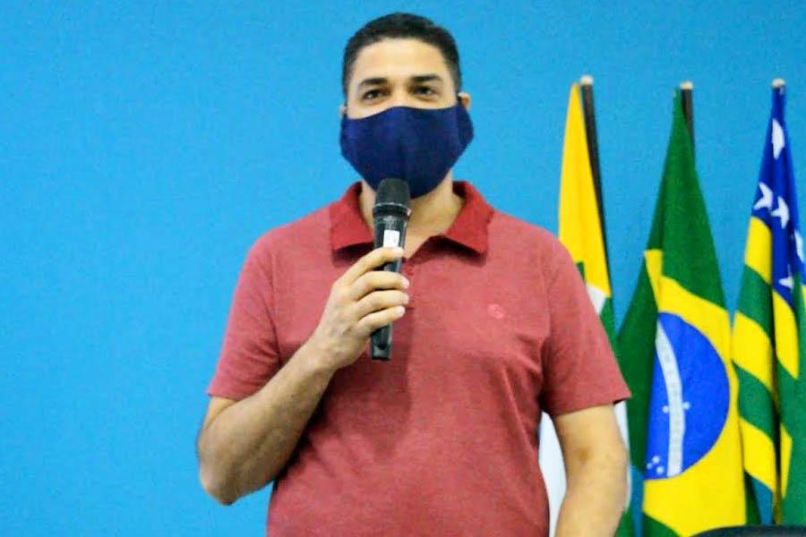 Diretor de Desenvolvimento da Unifan, professor Divino Eterno de Paula Gustavo | Foto: Divulgação
