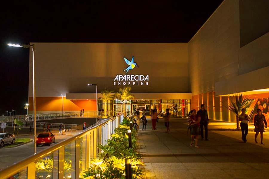 Prefeitura vai liberar funcionamento de shoppings de Aparecida, mas com restrições | Foto: Divulgação/Aparecida Shopping