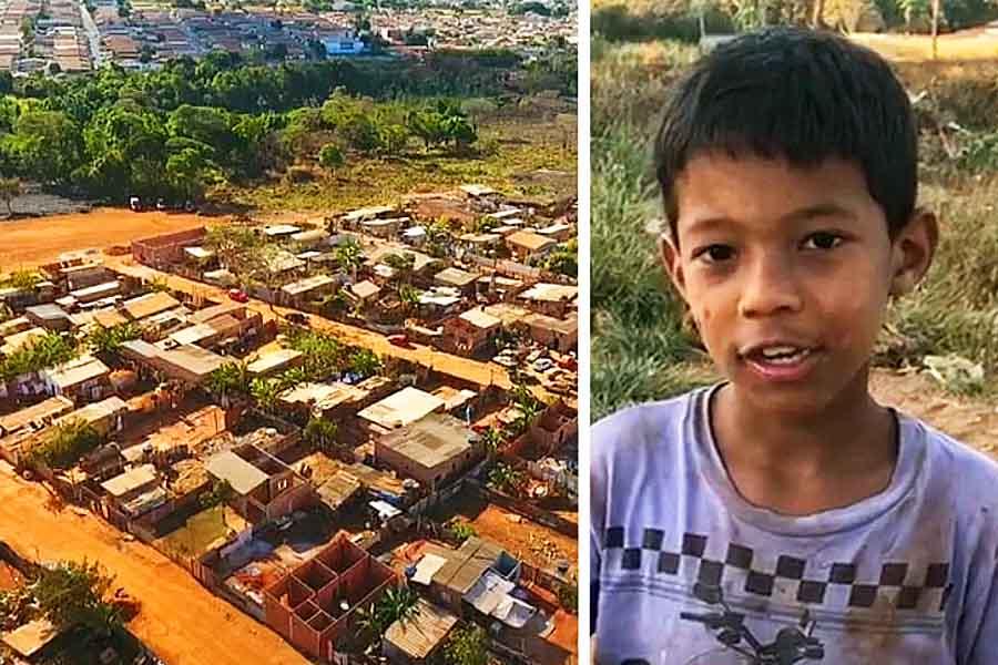 Foram levados para análise em laboratório vários objetos encontrados na mata, próximo ao local onde foi identificado o corpo do menino Danilo Silva | Fotos: Divulgação/PC-GO