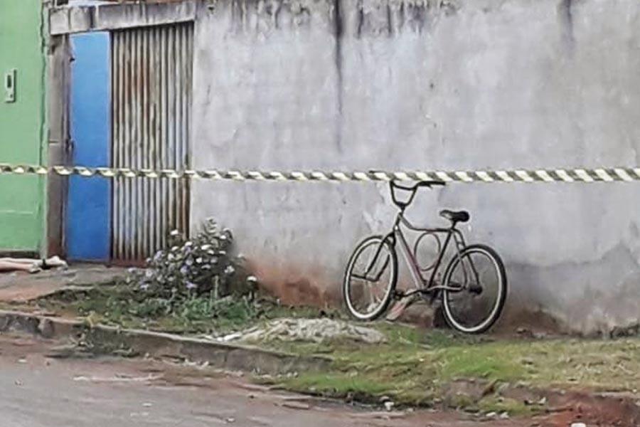 Vítima foi identificada como Greiciane Pereira | Foto: Leitor/FZ