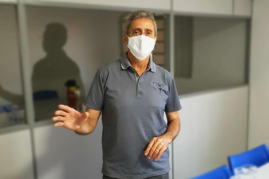 Ozair José | Foto: Folha Z