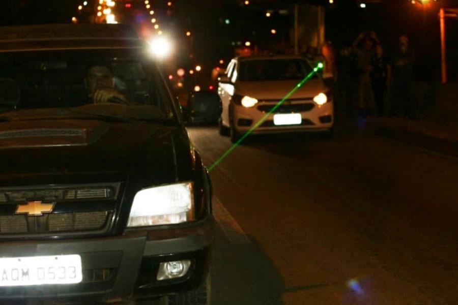 Reconstituição do crime | Foto: Reprodução/PC-GO