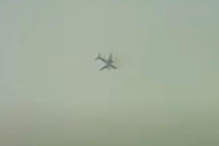 Morre piloto de avião sequestrado em 1988 que pousou em Goiânia | Foto: Reprodução