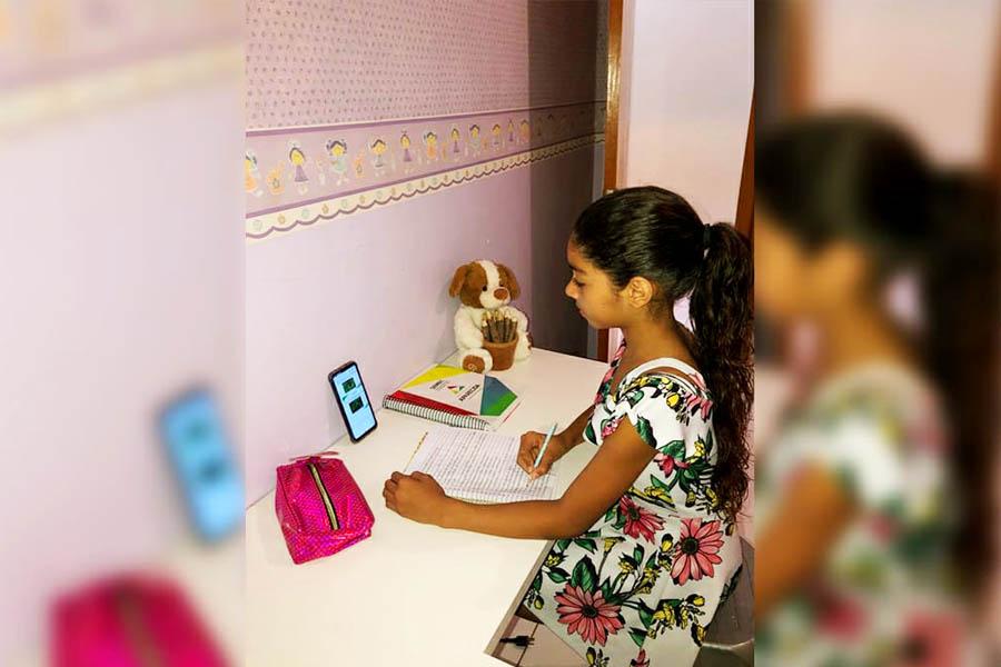 Educação de Aparecida inicia o segundo semestre com Regime de Aulas Não Presenciais | Foto: Divulgação/Prefeitura de Aparecida