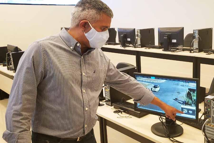 secretário de Ciência, Tecnologia e Inovação, Cleomar Rocha | Foto: Folha Z