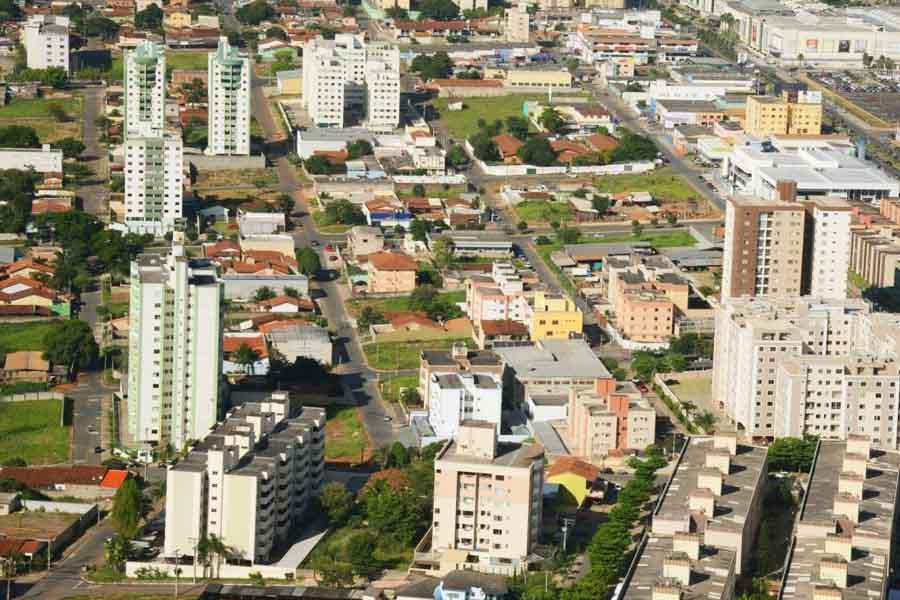Segundo Estimativas da População dos Municípios 2019 divulgada pelo IBGE, Aparecida de Goiânia tem 590.146 habitantes   Foto: Divulgação/Prefeitura de Aparecida