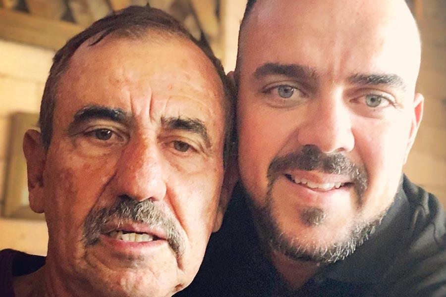 Léo e Gustavo Mendanha | Foto: Reprodução/Instagram