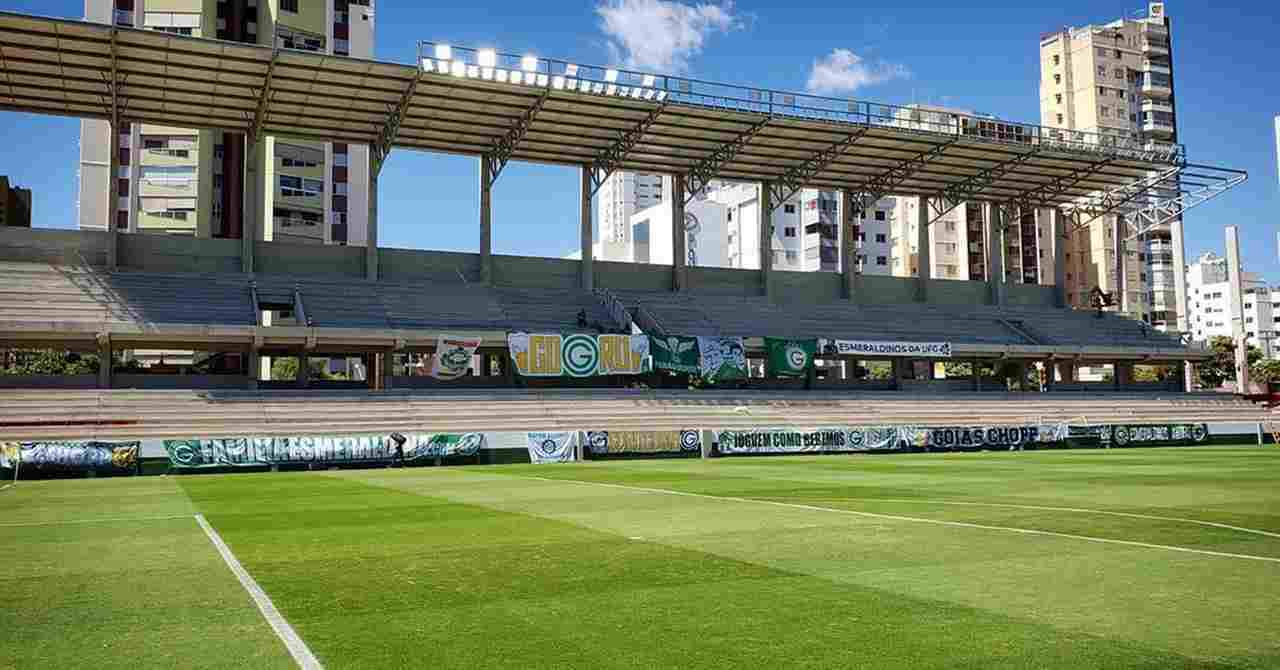 Nova casa do Goiás, Arena da Serrinha terá capacidade para 20 mil pessoas | Foto: Divulgação