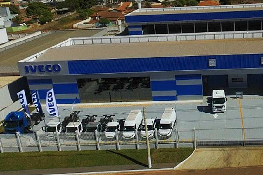 Nova concessionária Iveco em Aparecida de Goiânia | Foto: Divulgação
