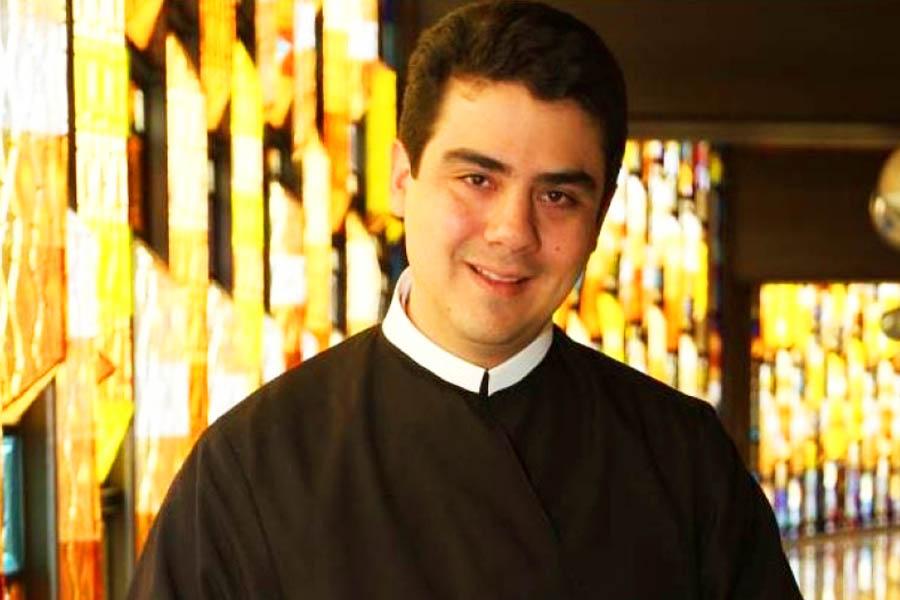 Padre Robson de Oliveira, presidente da Afipe e reitor do Santuário Basílica do Divino Pai Eterno, de Trindade | Foto: Reprodução