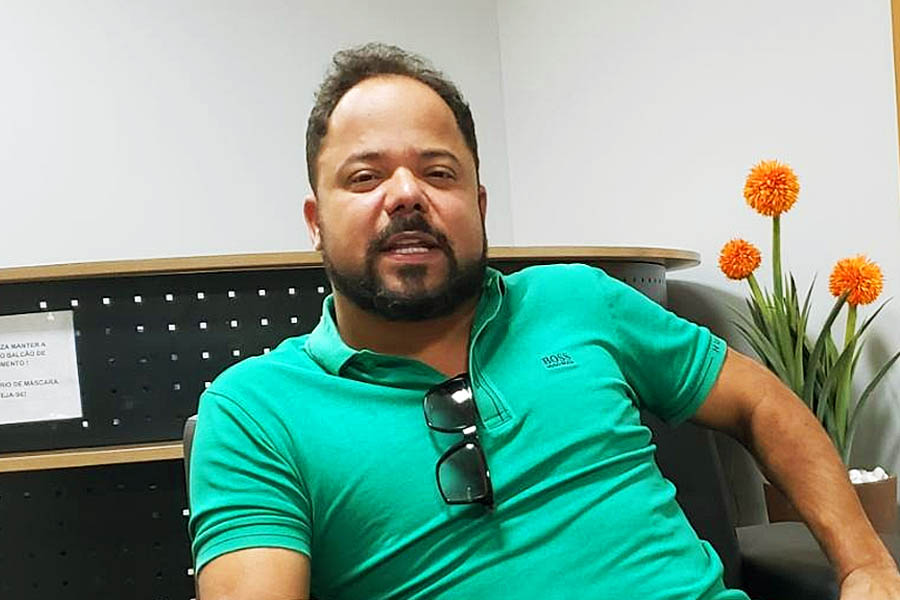 Vanilson Bueno | Foto: Folha Z