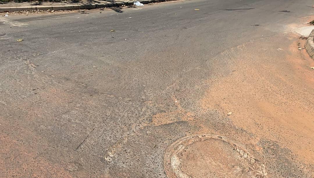 acidente cruzamento Jardim Maria Inês Aparecida