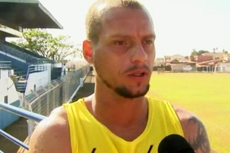 Atacante Iorlando Marques morreu afogado no domingo (20)   Foto: Reprodução