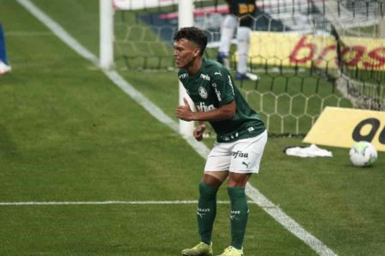 Gabriel Veron Palmeiras