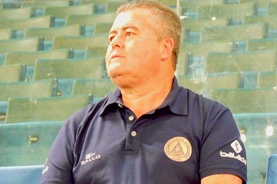 Diretor de futebol da Aparecidense, João Rodrigues Cocá | Foto: Reprodução