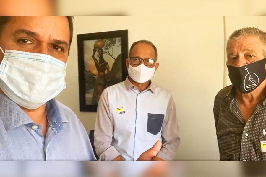 Podcast analisa retorno do PDT à base de Gustavo Mendanha em Aparecida de Goiânia | Foto: Reprodução/Facebook