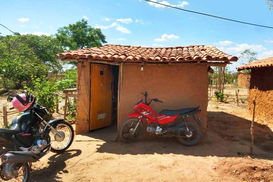 Suspeito foi preso no interior do Maranhão   Foto: Divulgação/PC