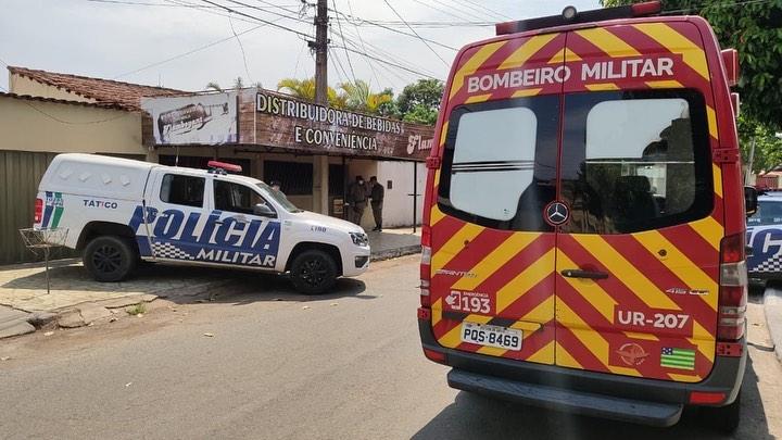 PM apreende drogas arma rádio Planalto