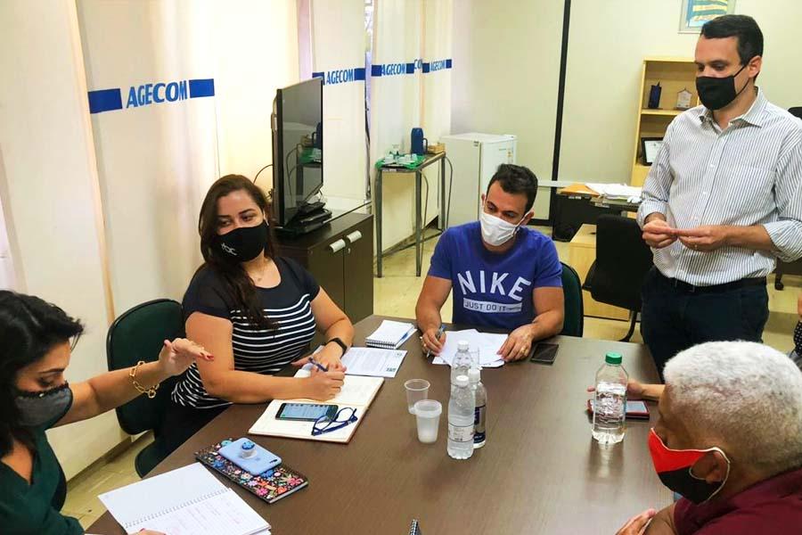 Regras do debate na TV foram aprovadas em reunião com os representantes das candidaturas   Foto: Divulgação