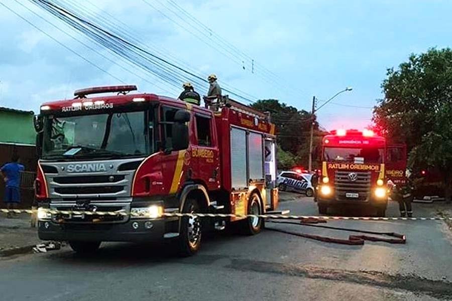 Jovem é preso após ameaçar incendiar casa da família na capital | Foto: Divulgação/PM-GO