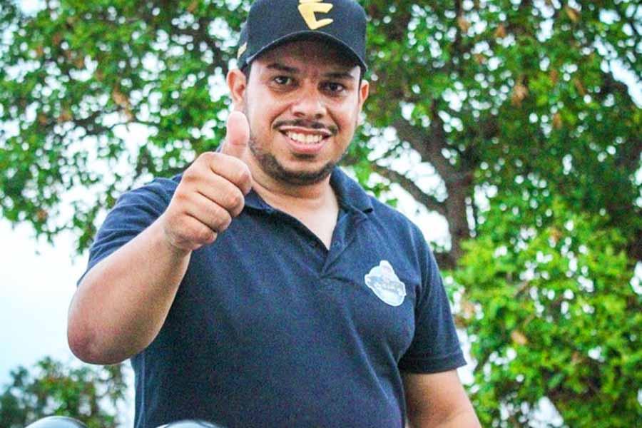 Ricardo é ligado ao ramo de eventos e festas   Foto: Reprodução