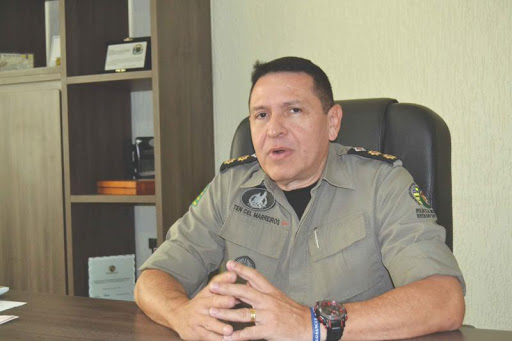 tenente-coronel Marreiros